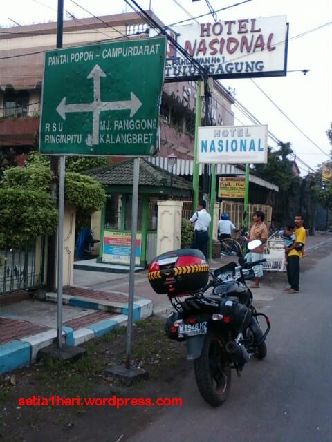 Turing Menuju Tulungagung Launching Diler Bajaj Setia1heri