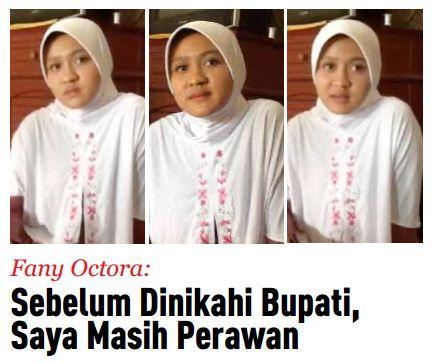 Petaka Sensasi Nikah 4 Hari Ala Bupati Garut Jawa Barat