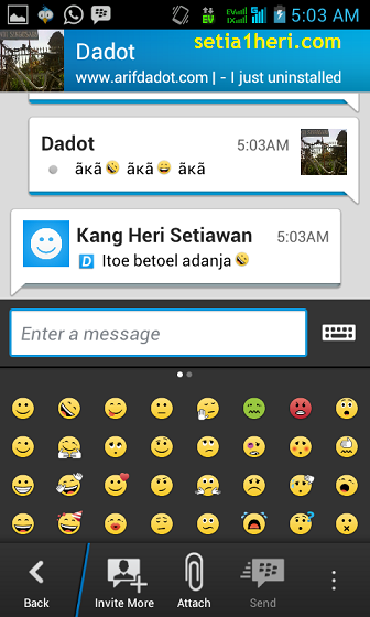 keyboard bbm android