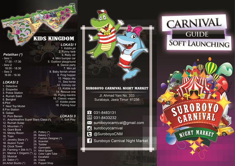 surabaya carnival night guide