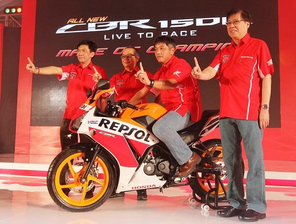 All New Honda CBR150R tahun 2014 (3)