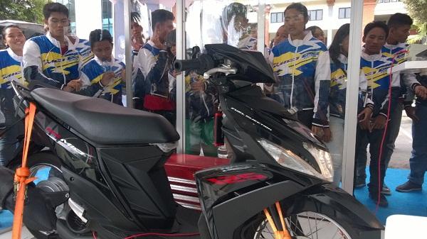 Mio M3 Challenge Uji Ketahanan Mesin Nyala Nonstop 30 Hari di Universitas Udayana Bali (4)