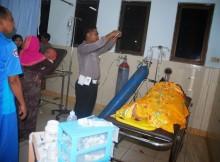sri korban kecelakaan karena ketahuan selingkuh