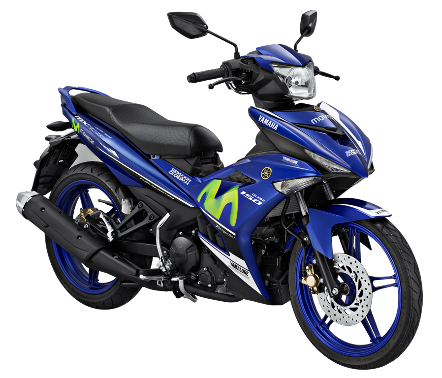 MX King 150 Movistar Yamaha MotoGP tahun 2015