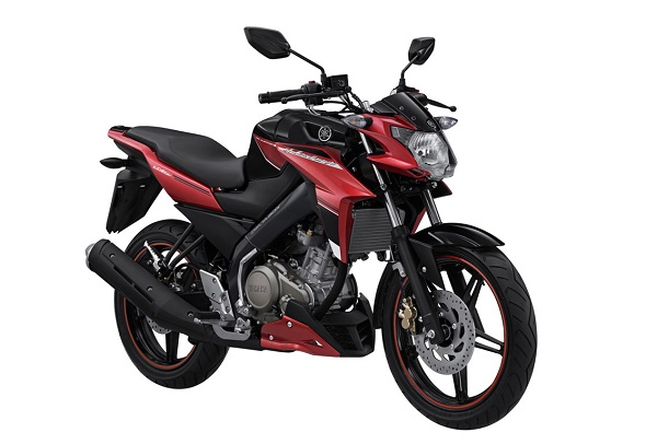 New V-Ixion Advance Zeal Red tahun 2015