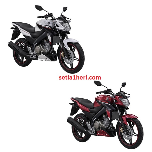 Yamaha New V-Ixion Advance facelift tahun 2015
