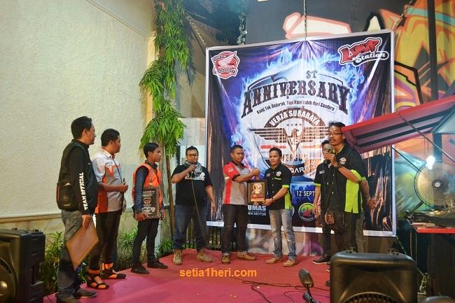 Anniversary 1th Versus Surabaya Tahun 2015 Setia1heri