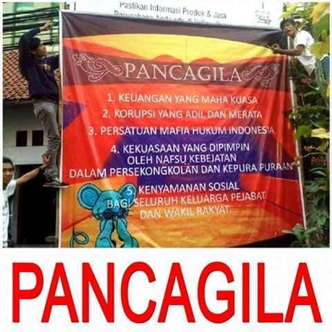 pancagila 2015