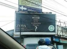iklan kontroversi jilbab halal zoya tahun 2016