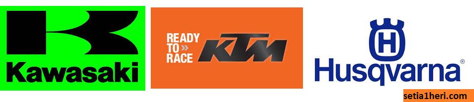 daftar harga motor trail kawasaki, husqvarna dan KTM tahun 2016