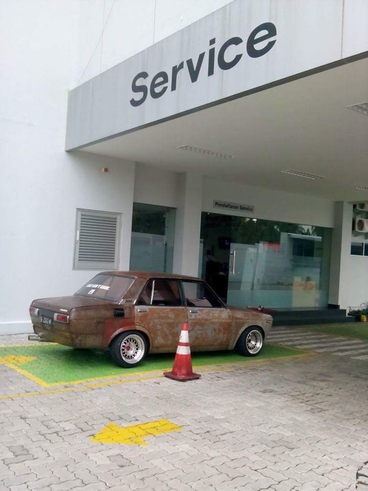 datsun sr20 ini ditolak service di bengkel resmi datsun nissan ada apa. Black Bedroom Furniture Sets. Home Design Ideas