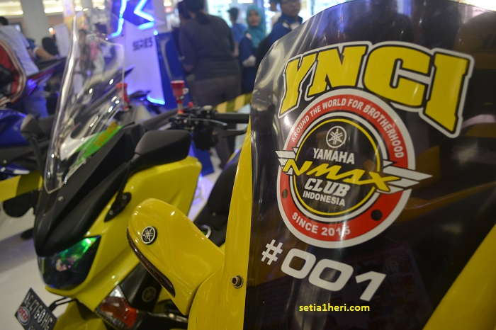 Yamaha NMAX Club Indonesia Chapter Surabaya
