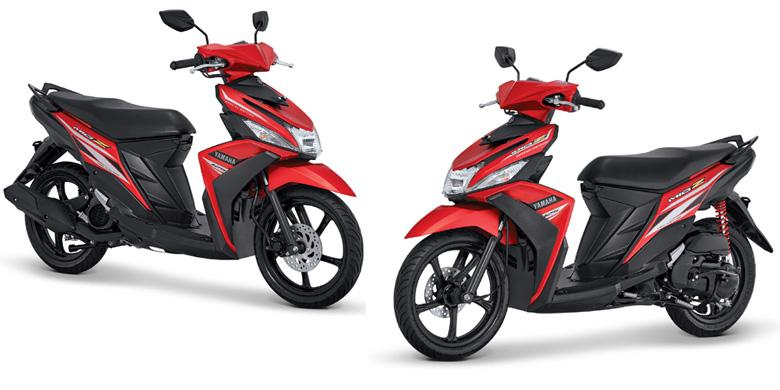 Yamaha-Mio-Z-Merah-Zuper-tahun 2016