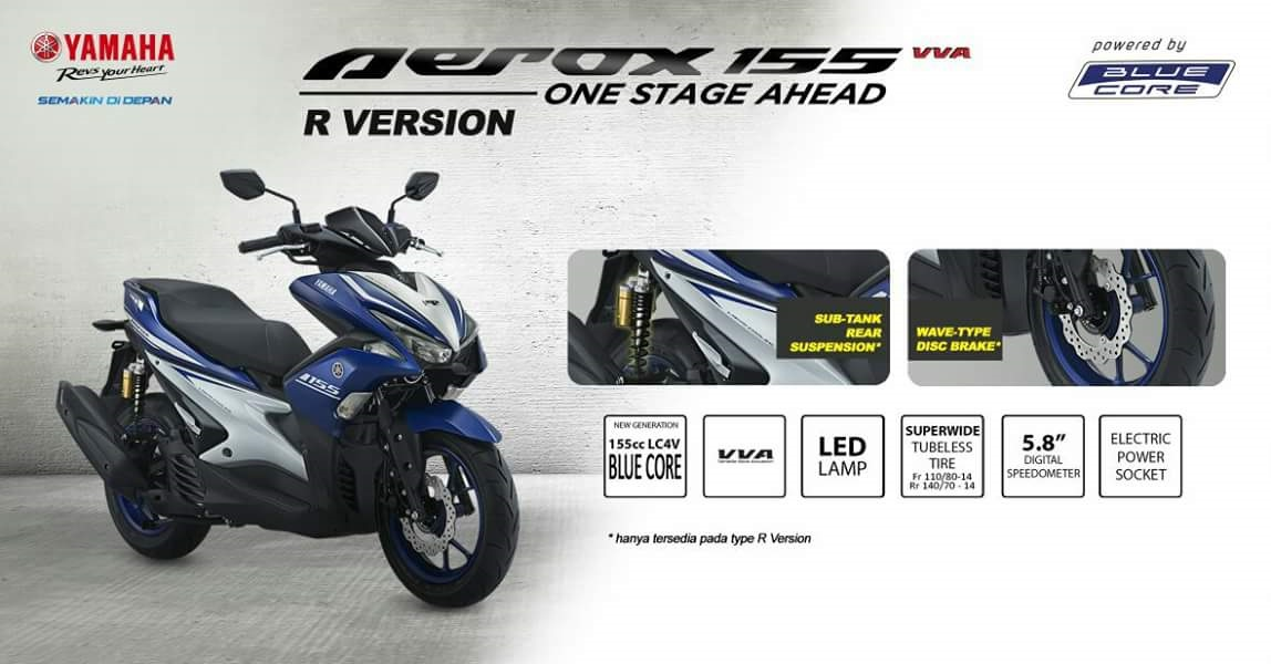 aerox-155vva-r-version