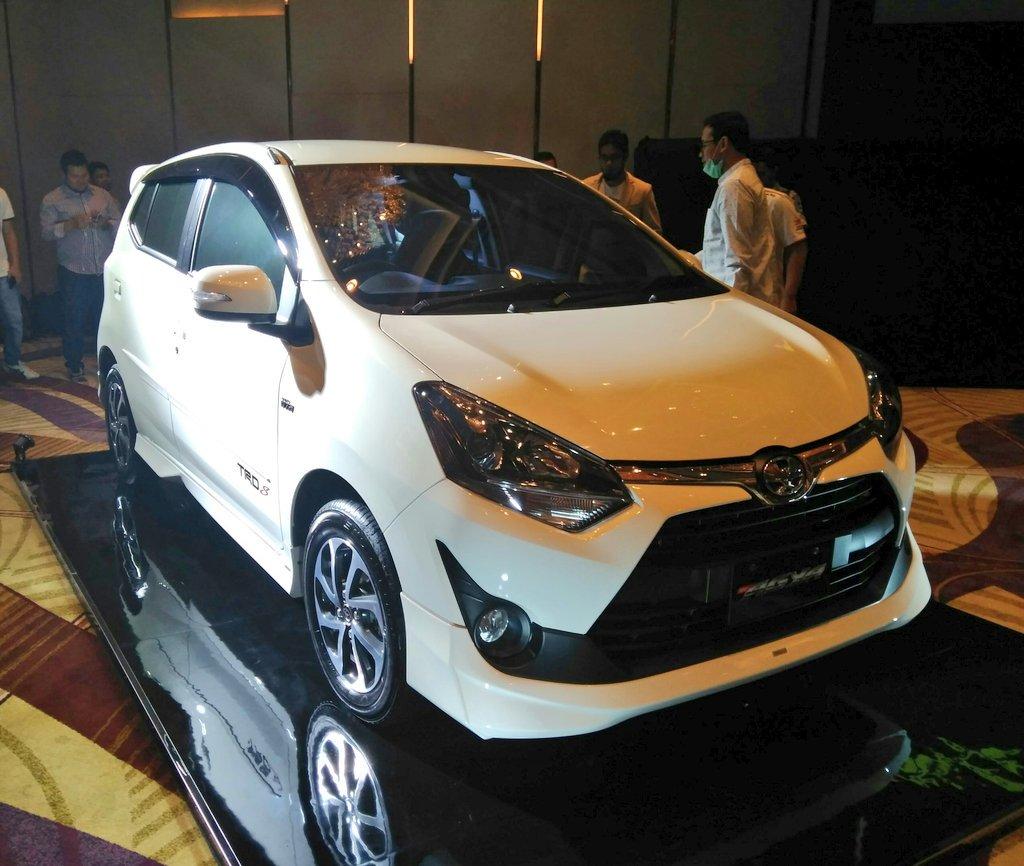 Kumpulan Modifikasi Mobil Agya Warna Kuning Terbaru ...