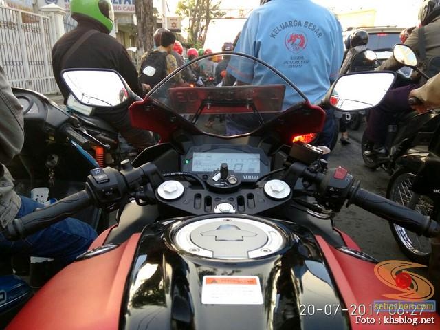 How To Reset Yamaha R Odometer