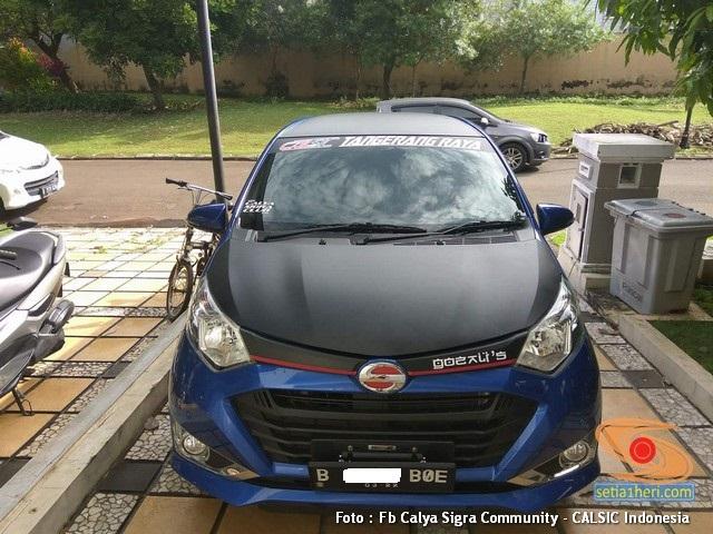630 Koleksi Foto Modifikasi Mobil Sigra HD Terbaru