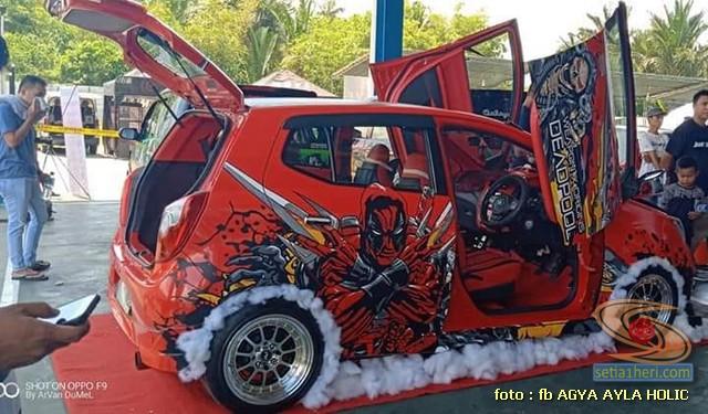 66 Gambar Cutting Sticker Mobil Agya Terbaik