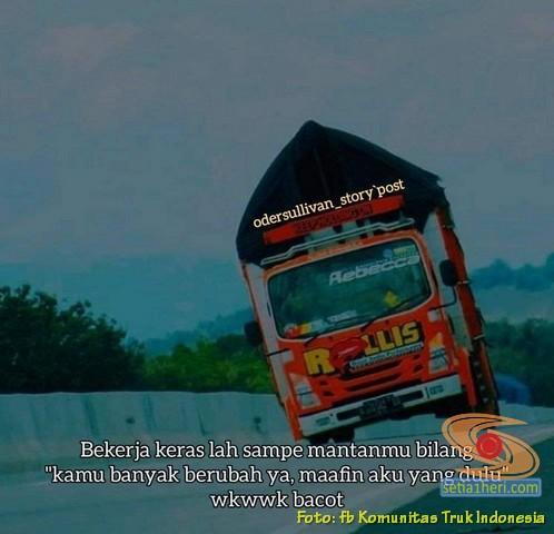 Kata Kata Mutiara Seorang Sopir Atau Driver Indonesia Setia1heri Com